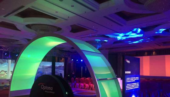奥图码发布全线高亮专业工程投影机新品