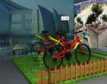 虚拟单车,虚拟自行车,单车漫游
