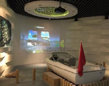 虚拟游船,仿真船驾驶,虚拟游艇,模拟水中航行