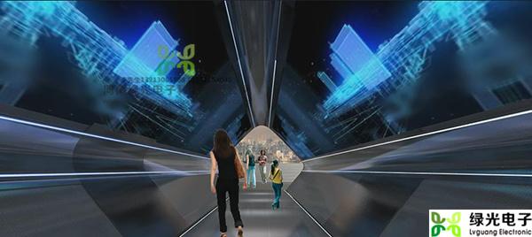 时空隧道,投影隧道,环形隧道,电子隧道