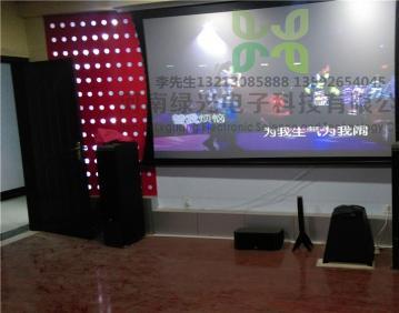 河南鹤壁武警总队3D影院