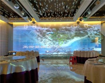 全息婚礼,全息宴会厅,5D全息宴会厅,3D全息婚礼,全息婚宴