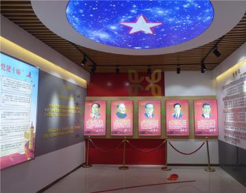 河南漯河曹店廉政展厅,廉政教育基地